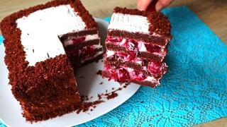 Вместо Дорогих Тортов! Простой Рецепт Торта с богатым вкусом! Тает во рту!