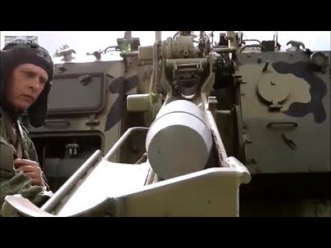 2С35 «Коалиция СВ» и РСЗО 9К57 «Ураган» Боевое применение