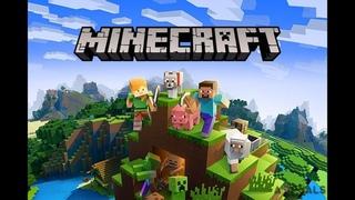 Продолжаю копать шахту к центру земли   Minecraft