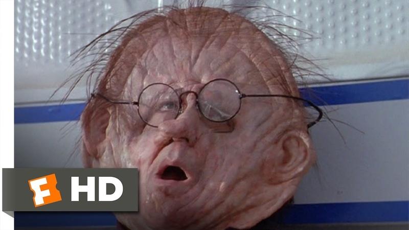 Leprechaun 4 In Space 7 9 Movie CLIP Flattening Harold 1997 HD