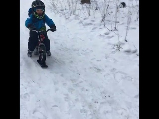 Лыжи для беговела Puky