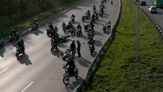 Екатеринбург: массовое ДТП с мотоциклами