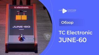 TC Electronic June-60. Обзор хоруса