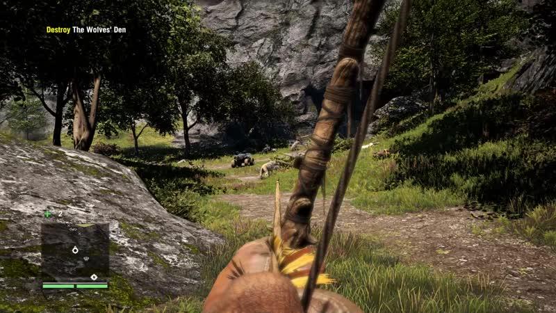 Far Cry 4 Волчье Логово Тяжёлый Уровень Сложности