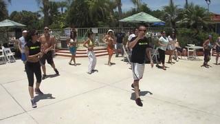 "CrunkChata Workshop to Justin Bieber's ""Baby Baby"" @ the 2010 Latin Dance World Congress"