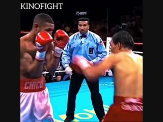Один из лучших раундов в истории бокса