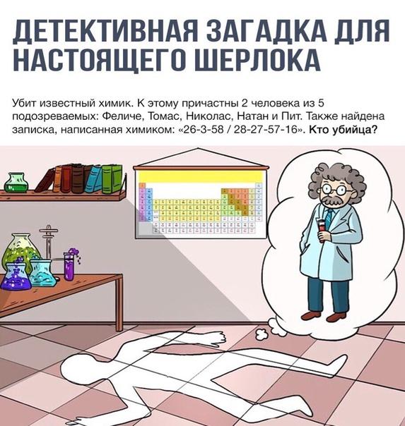 Логические загадки в картинках с ответами кто убийца в ресторане