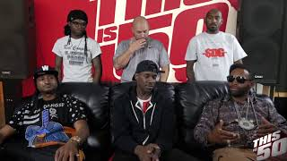 DJ Thoro (ThisIs50) -  Music Firm Interview (Hottest In The Streets)
