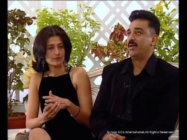 Rendezvous with Simi Garewal Kamal Sarika Part 1