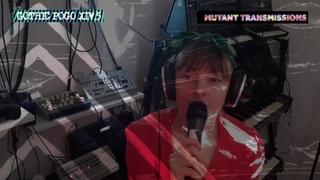 Romance Disaster live on Gothic Pogo Festival XIV 5 + Mutant Transmissions Radio