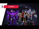 Transformers Cyberverse Power of the Spark TV Spot French