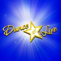 Логотип DANCE and LIVE / Бачата / Сальса / САМАРА