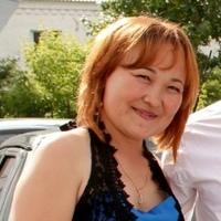 Фотография страницы Мадины Ярмухамедовой ВКонтакте