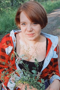 Рисунок профиля (Анастасия Тарасова)