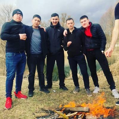 Радмир Махмудов, Астрахань