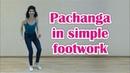 Pachanga in simple footwork Ruzanna Dzhagaryan
