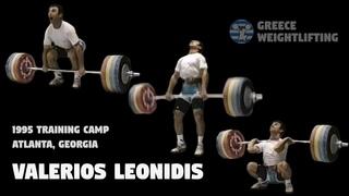 Valerios Leonidis - Altanta Training camp 1995