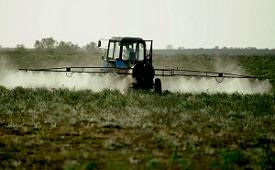 Сельхозкультуры в обработке. Будьте осторожны
