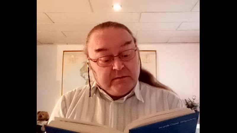 Egon Dombrowsky 16 10 2020 337 Stunde zur Weltgeschichte 855 Geschichtsstunde