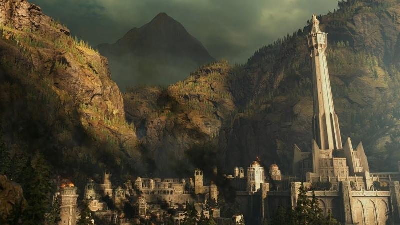 Прохождение Middle earth Shadow of War Часть 1 Осада Минас Итиля