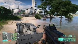 Русский рэп в бете Battlefield 2042