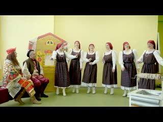 Народный коллектив вокальный ансамбль Радость