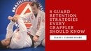 Class 1: Closed Guard Retention Strategies