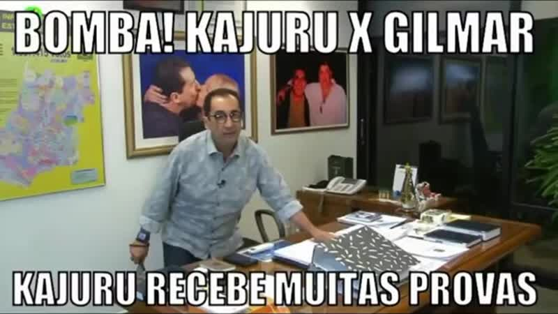 KAJURU REÚNE PROVAS PARA PRENDER GILMAR MENDES - m.mp4