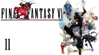 Final Fantasy VI (SNES/FF3US) Part 11 - Stopping the Train