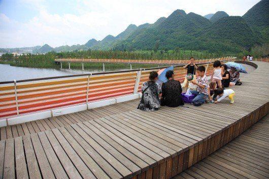 Minghu Wetland Park / Turenscape