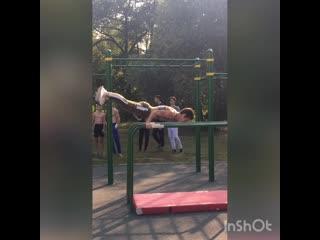 г / street workout соревнования / Kursk