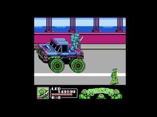 Teenage Mutant Ninja Turtles III: The Manhattan Project
