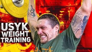 USYK & TOROKHTIY // How to build explosive power // Weightlifting and Boxing Usyk training