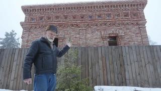 РЕАЛЬНО Один человек построил кирпичный дом за 6 месяцев !