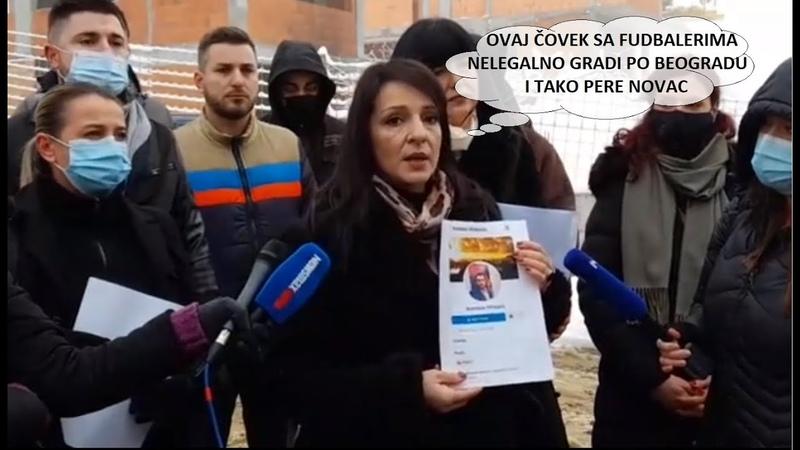 Marinika otkrila misterioznog investitora SNS Na poternici zbog pokušaja ub'stva a gradi po Avali