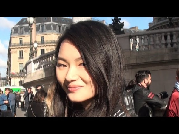 FASHION WEEK PARIS EXIT STELLA MCCARTNEY 2018