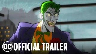 Batman: The Long Halloween, Part Two - Official Trailer   DC