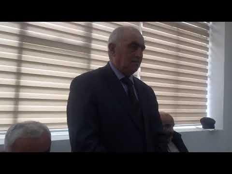 AXH Qarabağ Komitəsinin iclası 27 03 2019