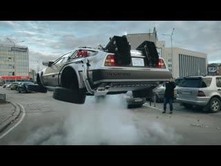 DeLorean в Липецке