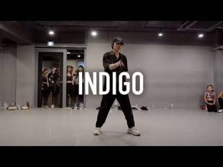 1million dance studio chris brown indigo / youngbeen joo choreography