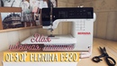 Моя швейная машина Обзор Bernina B380 My sewing machine Bernina B380