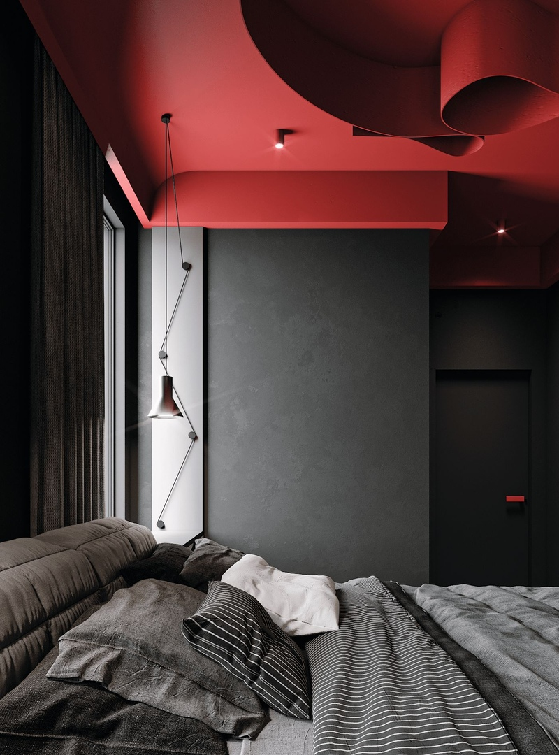 RED/S Apartment project by Alfgram Koie    02