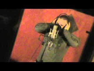 Indecent Excision - Vocal Recording Session 2014