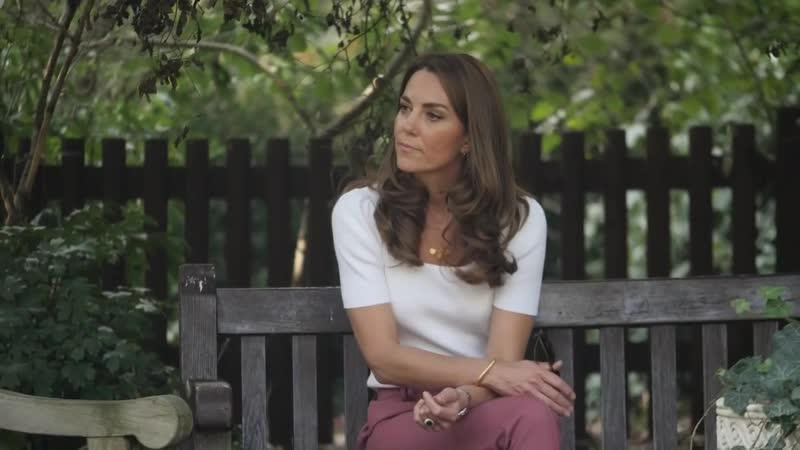 Duchess of Cambridge Met With Parents in Battersea Park