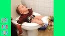 Я РЖАЛ ДО СЛЕЗ😂 Смешные видео 2020● подборка Приколы над людьми - смешные моменты из жизни детей 5