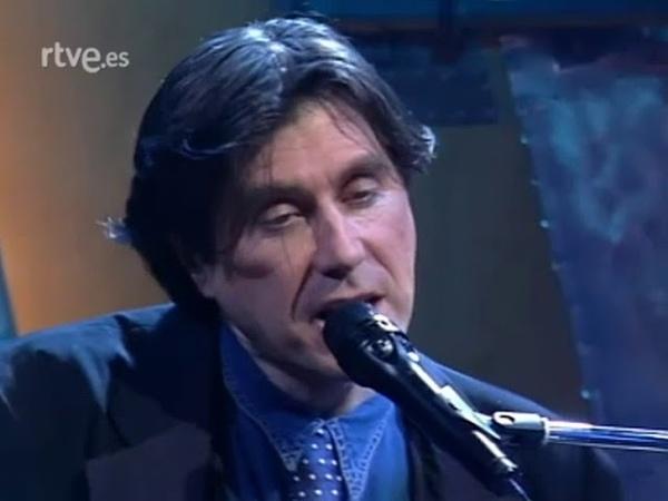 Bryan Ferry | Taxi | Tal Cual | 02/04/1993)