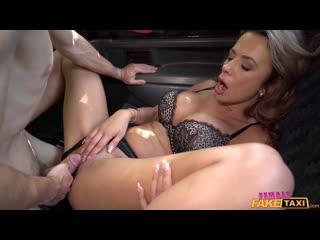Shalina Devine - Give me an orgasm for a discount - Porno, Big Tits, MILF, Blonde, Car, Fake Taxi, Hardcore All Sex, Porn, Порно