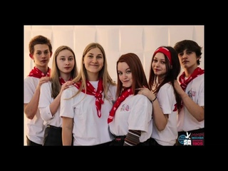 Фотосессия актива ГБОУ Школы №1905