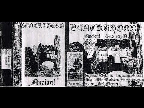 Blackthorn - Ancient (1994 Full Demo Rehearsal) Raw Black Metal