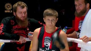 Рамзан Кадыров поздравляет наших боксеров с успешным выступлением на шоу «Время Легенд   5»